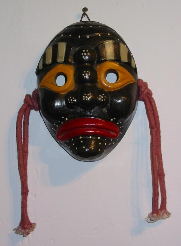 Korean mask